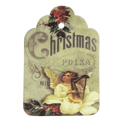Tags - 5-pack - Christmas