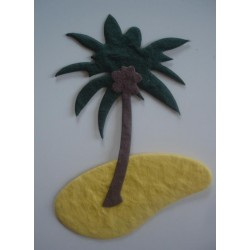 Palm - i mulberrypapper